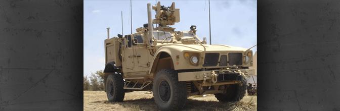 Military vehicles,Oshkosh trucks,custom fabrication,fabricators,Manitowoc Tool & Machining